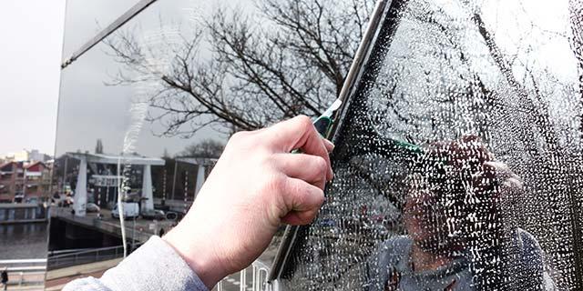 glasbewassing-dienst